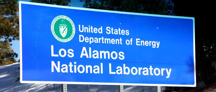 Losa Alamos National Laboratory je na platnoj listi vojske SAD-a.
