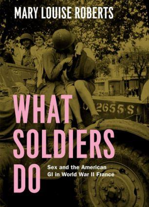 Potresna knjiga o silovanju Francuskinja koje su počinili američki vojnici za vrijeme drugog svjetskog rata.