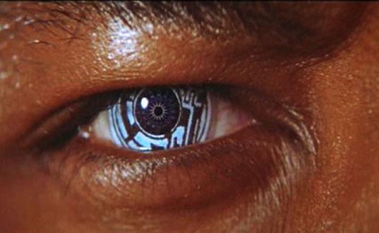 Elektorničke kontakt leće Geordiya La Forgea iz Star Treka postaju stvarnost?