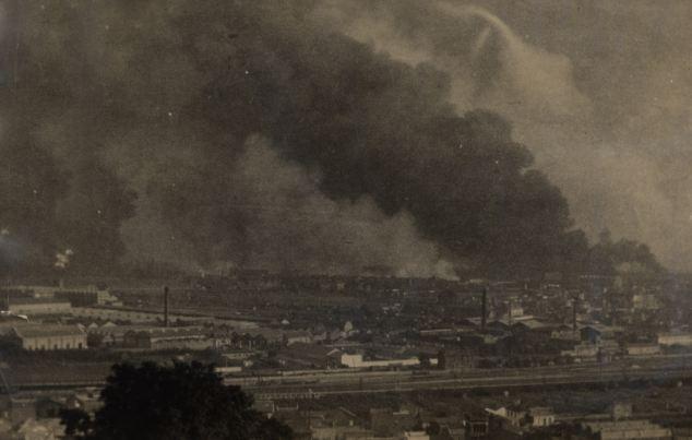 Le havre je osim gotovo potpunog uništenja, bio poprište najvećih ljudskih drama u povijesti drugog svjetskog rata.