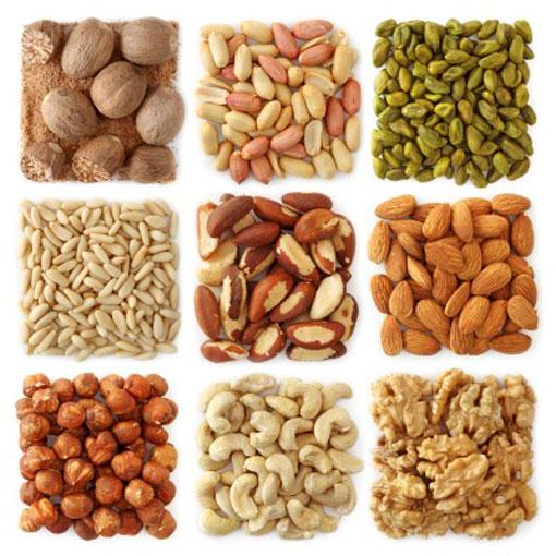 Različite vrste orašastih plodova imaju i različite zdravstvene prednosti.