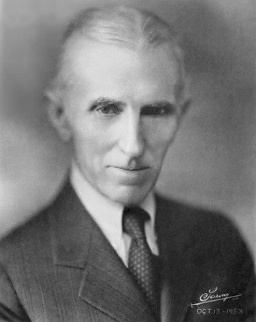 Nikola Tesla neshvaćeni genije.