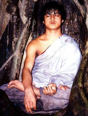 Ram se u prvim tjednima meditacije jako znojio, očevici tvrde kako ga je u stanju meditacije preživio kobrin ugriz.