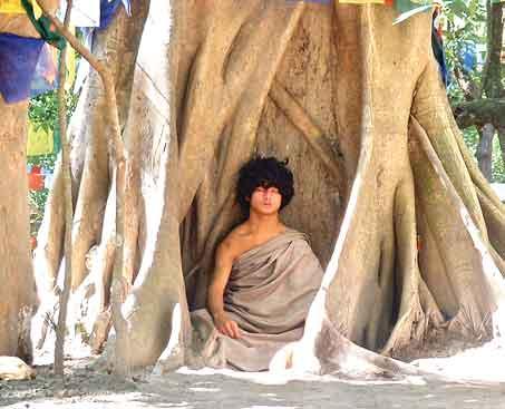 Ram za vrijeme 10 mjeseci neprekidne meditacije. Istina ili obmana?