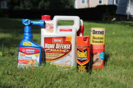 Pesticidi se ne koriste samo na velikim usjevima, već se na široko koriste i za kućnu upotrebu čime su direktno ugroženi svi ukućani, a ponajviše djeca.