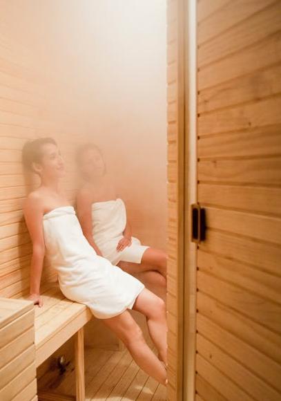Poznata metoda čišćenja organizma je i znojenjem u sauni.