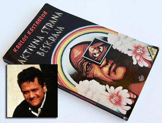 Aktivna strana beskraja, knjiga Carlosa Castanede, koju vam od srca preporučamo.