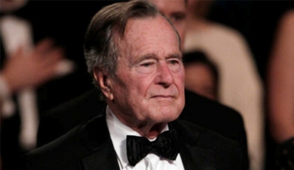 Bush stariji, punim imenom George H. W. Bush.