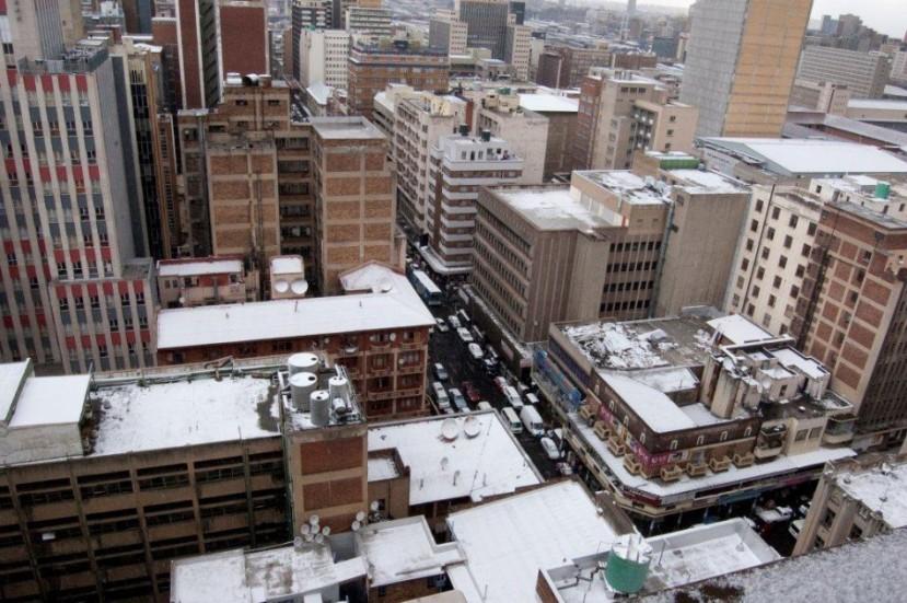 Johanesburg pod snijegom, kako objasniti takvu situaciju globalnim zatopljenjem?