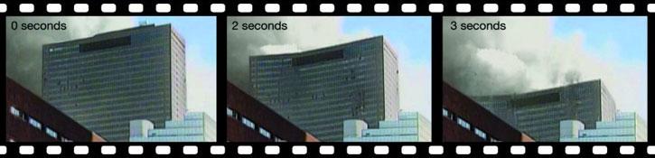 WTC 7 nestaje u samo nekoliko sekundi, bez ikakva razloga.