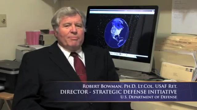 Dr. Robert Bowman.