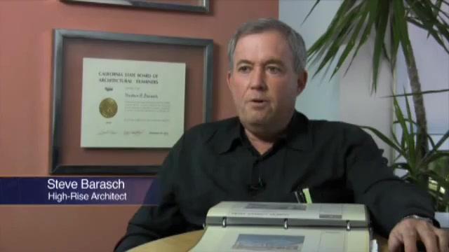 Steve Barasch.