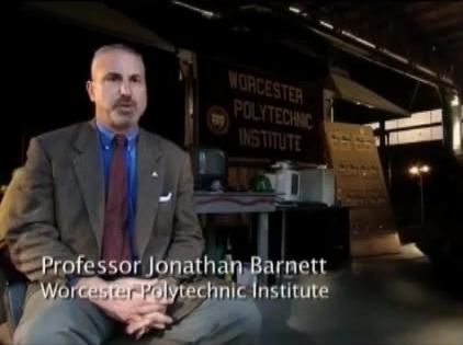 Prof. Jonathan Barnett.
