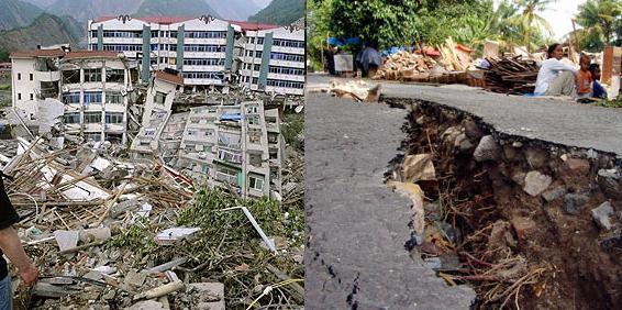 Earthquakes-Islam
