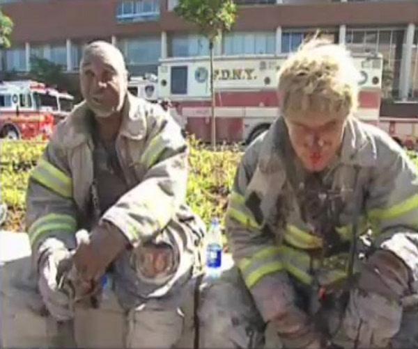 Vatrogasci, civili volonteri, policajci i brojni drugi ljudi koji su duže vremena boravili na području ground zeroa su oboljeli od kancerogenih oboljenja.