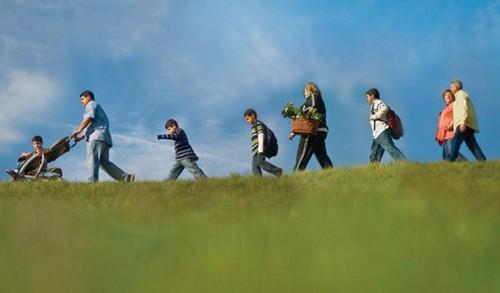 Lagane, duže šetnje imaju veliki zdravstveni učinak.