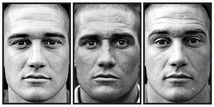 Portret marinca nizozemske vojske iz 2009. godine.