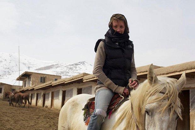 Ratna fotografkinja Lalage Snow u Afganistanu.