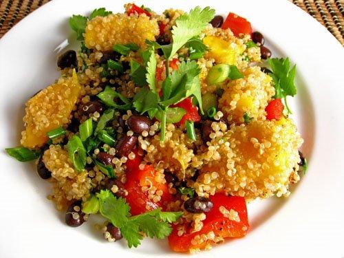quinoa-dish