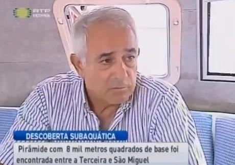 Silva za vrijeme intervjua Radio Televiziji Portugal, njegovo otkriće je intenziviralo špekulacije o Atlantidi.