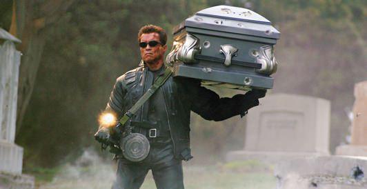 U moru svakvih likova koji se ili kandidiraju ili su bili predsjednici SAD-a, pojava Arnolda Schwarzeneggera uopće ne iznenađuje.