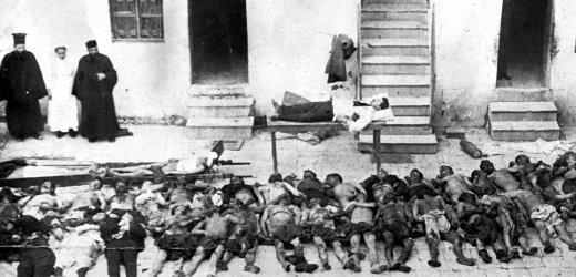 U prvom naletu turskog divljanja nad armencima su nastradali najpoznatiji muškarci. Činjenica je da su turci ubijali krišćane, bez obzira na naciju. Nakon ubijanja muškaraca krenulo se sa silovanjima i mučenjima žena i djece.
