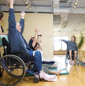 Vježbe, meditacija i joga su vrlo dobar način za poboljšavanje kvalitete života oboljelih.
