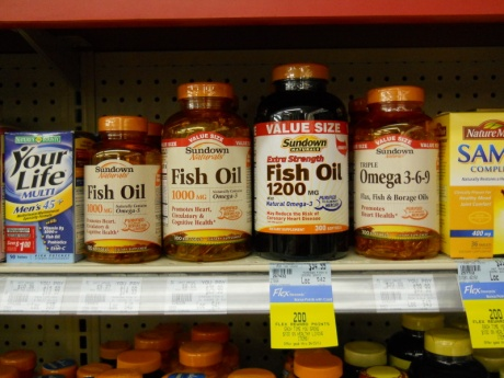 Fish oil miracle cure the truth about food for Fish oil blood thinner