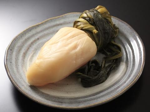 Suguki, tradicionalno japansko jelo od ukiseljene repe.