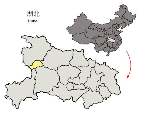 U središnjoj kineskoj provinciji Hubei je zabilježeno najviše viđenja Yerena.
