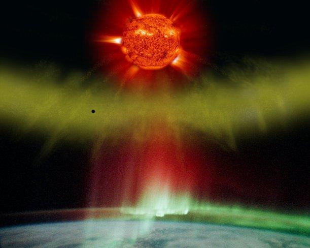 Sunčeva aktivnost direktno utječe na planetarnu klimu.