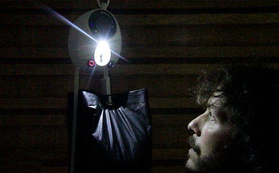 Svjetlost proizvedena na originalan i jednostavan način.
