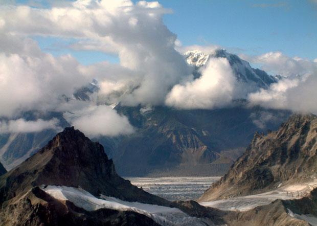 Denali ili Mount McKinley, najviši vrh u Sjevernoj Americi.
