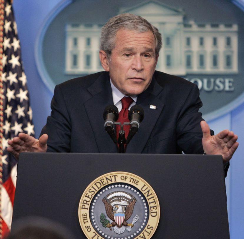George W. Bush je čovjek kroz čij politiku najviše možemo osjetiti učinak zla među ljudima u obliku psihopatije.