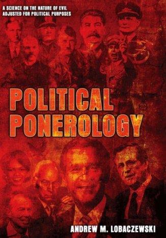 Politička ponerologija je knjiga koja s nevjerojatnim detaljima objašnjava podrijetlo zla među ljudima i vladavinu psihopata koja nas polako uništava.