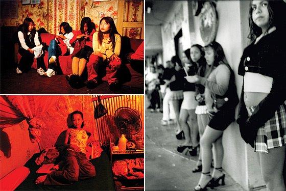 Problem dječje prostitucije je najizraženiji u manje razvijenim dijelovima svijeta, no ni razvijeni djelovi ne zaostaju.