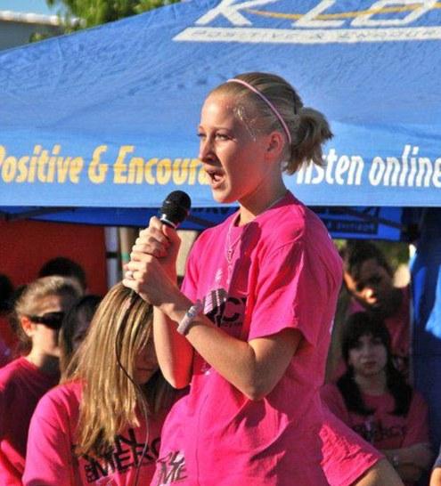 Stacy Lundgren, nekada žrtva dječje prostitucije, danas alarmira javnost o tom problemu otvoreno govoreći o svom sikustvu.
