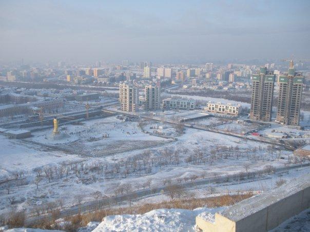 Ulaanbaatar, odnosno, Ular Bator se smatra najhladnijim glavnim gradom na svijetu.