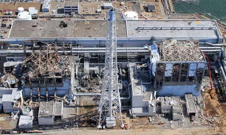Eksplozija zgrada reaktora 3 i 4 se dogodila neposredno nakon cunamija početkom 2011.