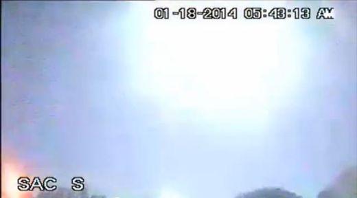 Zadnja eksplozija meteora nad Puerto Ricom.