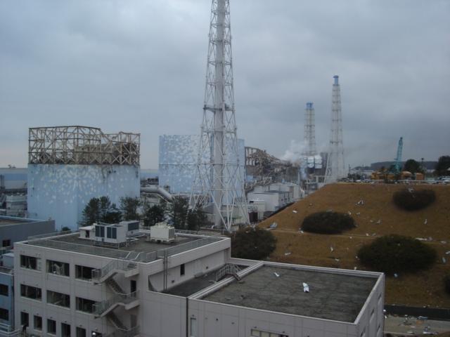 Reaktori tri i četiri su još uvijek u ruševinama, jer je nivo radijacije preveliki da bi se sanirala šteta.