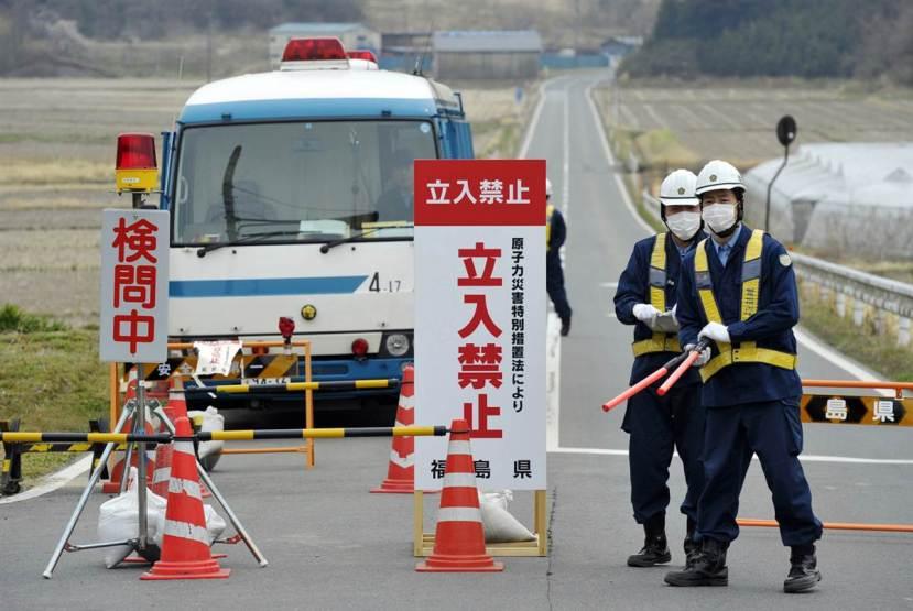 Nitko ne može ući u opasnu zonu Fukushime. Posjetitelji moraju imati posebne dozvole za ulazak, a vrijeme posjeta je ograničeno zbog opasnosti od zračenja.