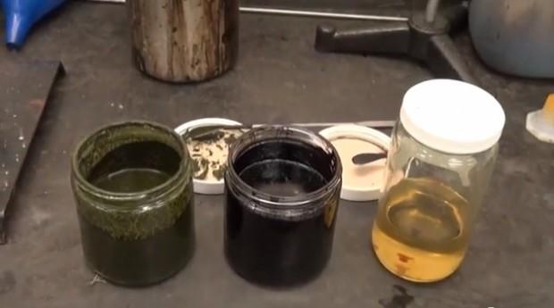 Od mokre mase algi, preko bio-mase do rafiniranog goriva od algi.