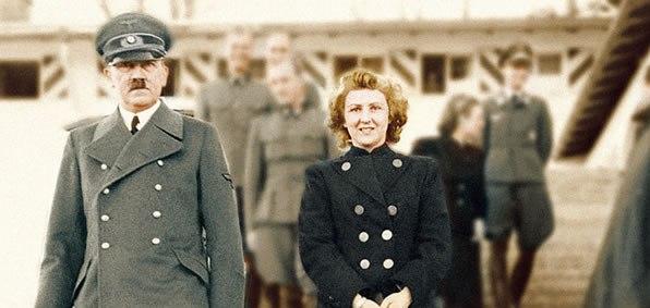 Adolf Hitler i Eva Braun pred kraj rata. Je li moguće da su oni sasvim mirno proveli ostatak života u Argentini, bez znanja javnosti?