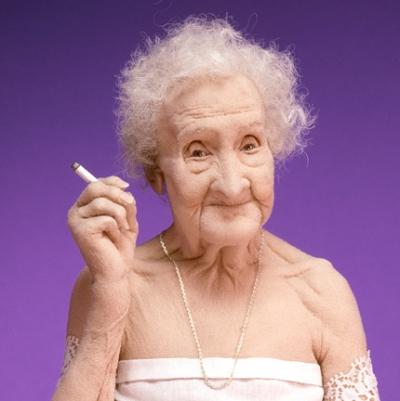 Jeanne Clement, superstogodišnjakinja koja je jasno rekla što misli o pušenju duhana.
