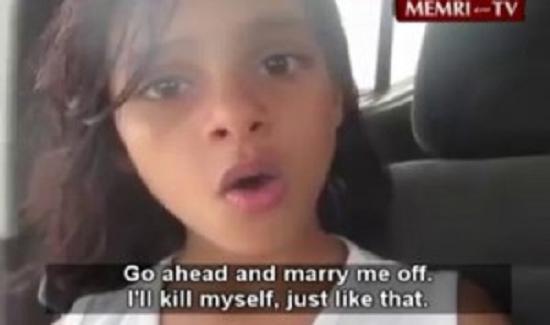 Hrabra Nada al-Ahda koje je rekla ne prisilnom braku i imala je sreće u bijegu jer je dobila podršku svog ujaka.