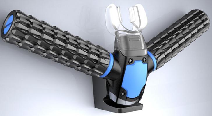 Triton - potpuno nova sprava za disanje pod vodom.