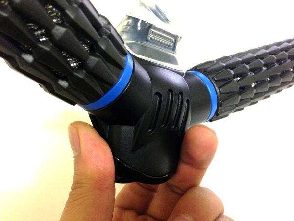 Supermoderni koncept podvodnog respiratora.