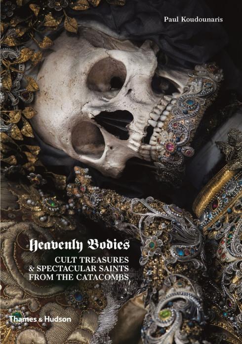 """Knjiga """"Nebeska tijela"""" prikazuje detaljnu priču o nastanku svetaca i mučenika iz Rimskih katakombi."""