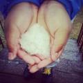 snijeg, srednja Florida